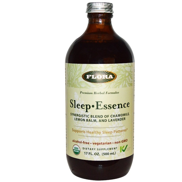Flora, Sleep Essence, 17 fl oz (500 ml) (Discontinued Item)