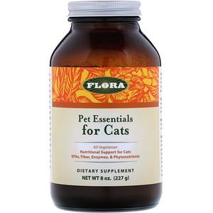Флора, Pet Essentials for Cats, 8 oz (227 g) отзывы покупателей