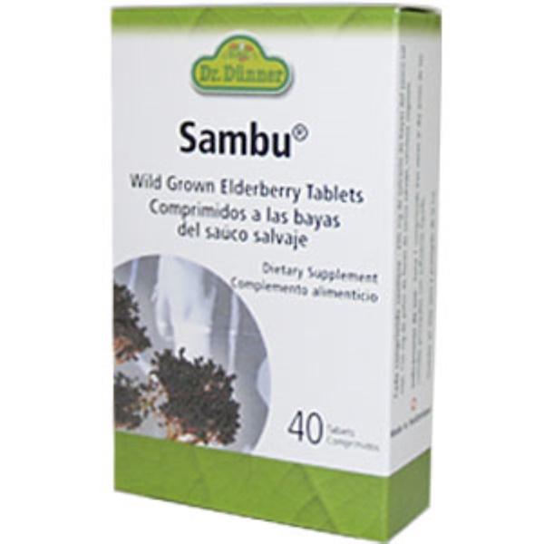 Flora, Sambu, 40 Tablets (Discontinued Item)
