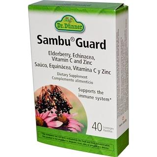 Flora, Dr. Dunner, Sambu Guard, 40 Lozenges