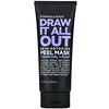 Formula 10.0.6, Draw It All Out, Skin-Detoxing Peel Beauty Mask, Charcoal + Plum, 3.4 fl oz (100 ml)