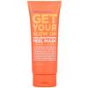 Formula 10.0.6, Get Your Glow On, Skin-Brightening Peel Mask, Papaya + Citrus, 3.4 fl oz (100 ml)