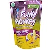Funky Monkey Snacks, Purple Funk, Banana with Acai, 1 oz (29 g) Each (Discontinued Item)