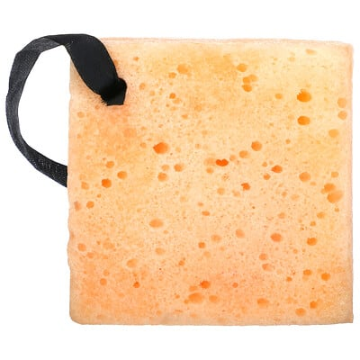 Freeman Beauty Hydrating Soap-Infused Sponge, Strawberry Milk, 1 Sponge, 2.65 oz (75 g)