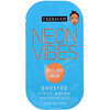 Freeman Beauty, Neon Vibes، Ghosted، قناع تجميلي لتنظيف المسام قابل للتقشير، قناع واحد، 0.33 أونصة سائلة (10 مل)