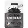 Freeman Beauty, Hawaiian Black Salt, 2-Step Peel + Mask, 1 Pad, 0.27 fl oz / 1 Sheet Mask,  0.84 fl. oz