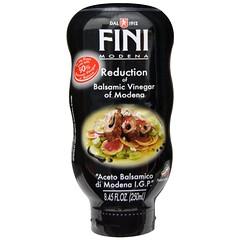 Fini Modena, モデナ産バルサミコ酢リダクションソース、8.45 fl oz (250 ml)