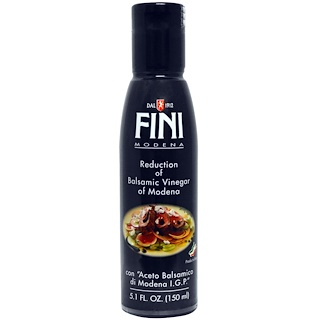 FINI, Reduction of Balsamic Vinegar of Modena, 5.1 fl oz (150 ml)