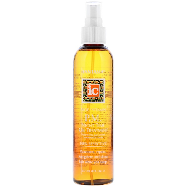 P.M. Night Time Oil Treatment, 8 fl oz (237 ml)