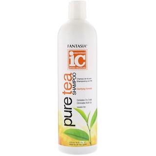 Fantasia, Pure Tea Shampoo, Clarifying Formula, 16 fl oz (473 ml)