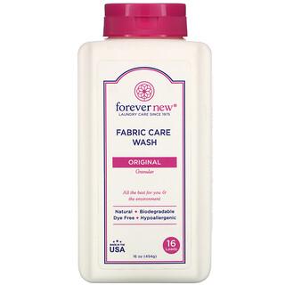 Forever New, Fabric Care Wash, Granular, Original, 16 oz (454 g)