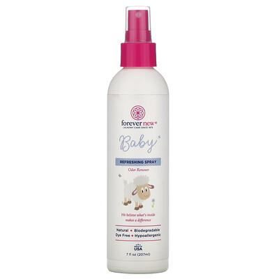 Forever New Baby, Refreshing Spray, Odor Remover, 7 fl oz (207 ml)