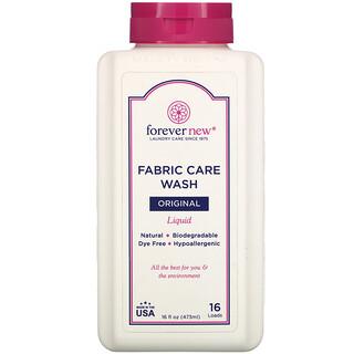 Forever New, Fabric Care Wash, Liquid, Original, 16 fl oz (473 ml)