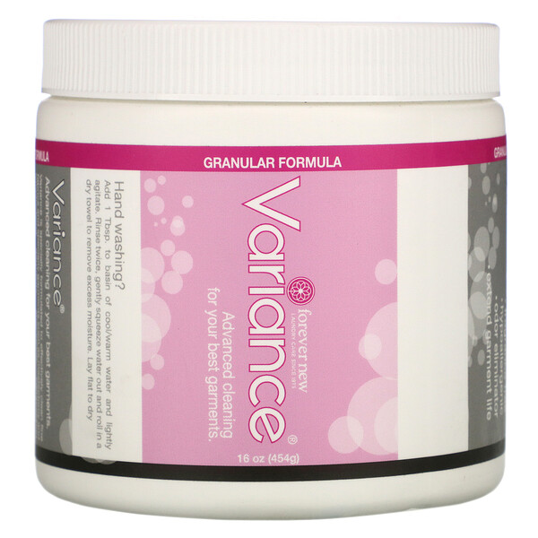 Variance® 洗衣粉,16 盎司(454 克)