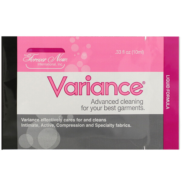 Variance, Liquid Formula, 0.33 oz (10 ml)