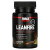 Force Factor, LeanFire, Fórmula para la pérdida de peso de rápida acción, 30cápsulas