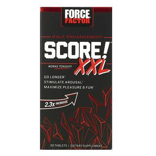 Force Factor, SCORE! XXL, Male Enhancement,  30 Tablets