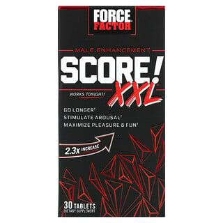 Force Factor, Score! XXL 男性性能力支援配方,30 片裝