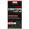 Force Factor, Cordyceps, 500 mg, 60 Capsules
