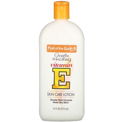 Купить Fruit of the Earth Vitamin E Skin Care Lotion, 16 fl oz (473 ml)