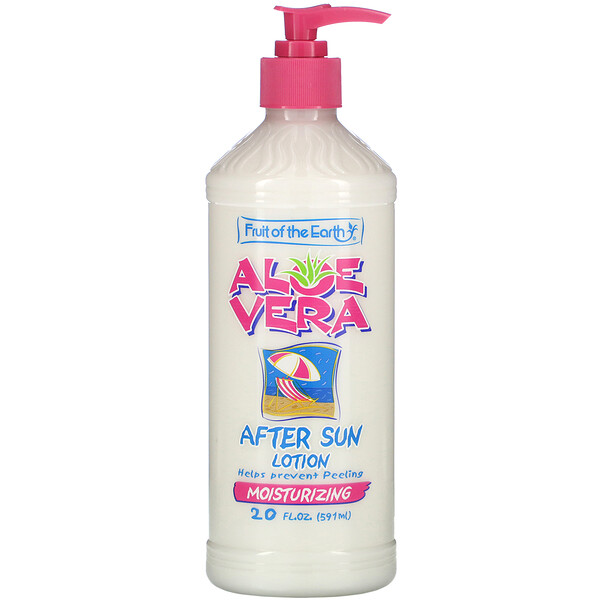 After Sun Lotion, Moisturizing, 20 fl oz (591 ml)