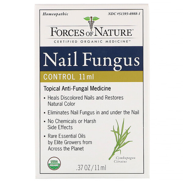 Nail Fungus Control, 0.37 oz (11 ml)