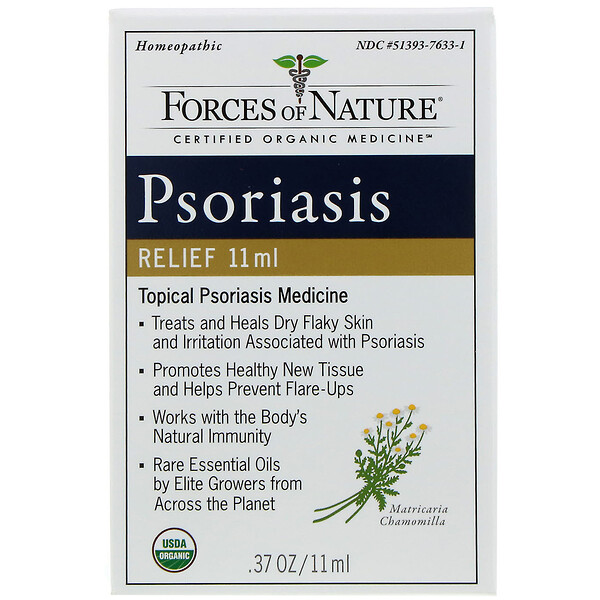 Psoriasis Relief, 0.37 oz (11 ml)