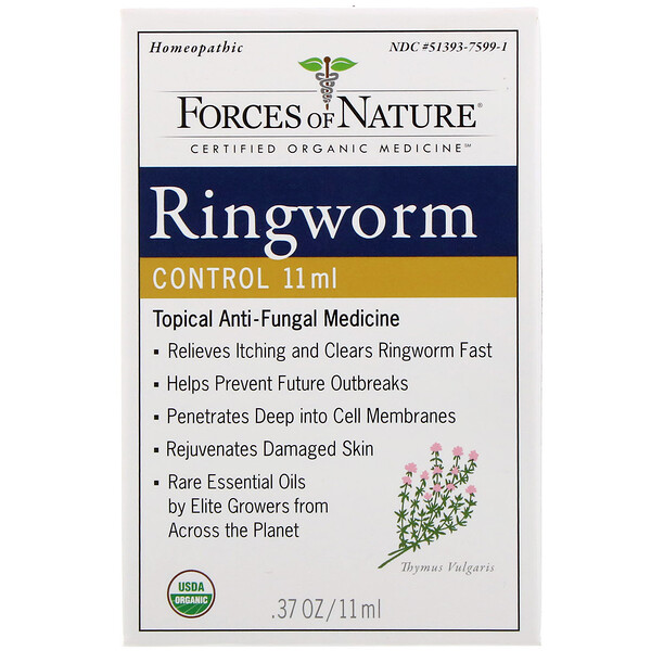 Ringworm Control, 0.37 oz (11 ml)