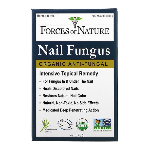 Nail Fungus, Intensive Topical Remedy, 0.17 oz (5 ml)