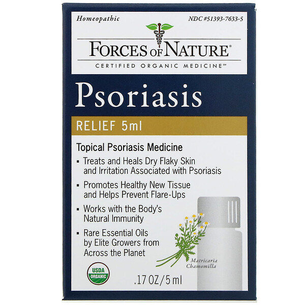 Psoriasis Relief, 0.17 oz (5 ml)