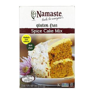 Namaste Foods, Spice Cake Mix, Gluten Free, 26 oz (737 g)