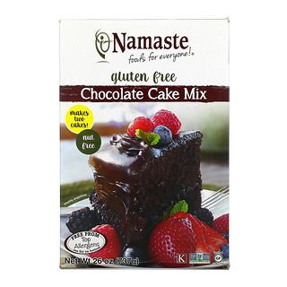 Namaste Foods, Chocolate Cake Mix, Gluten Free, 26 oz (737 g)