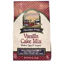 Namaste Vanilla Cake Mix Reviews