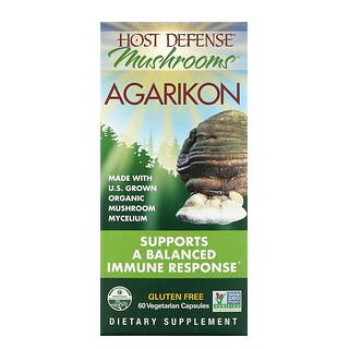Fungi Perfecti, Agarikon, 60 Vegetarian Capsules