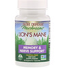 Fungi Perfecti, Lion's Mane, Memory & Nerve Support, 30 Vegetarian Capsules