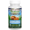 Fungi Perfecti, Host Defense Mushrooms, Cordychi, Supports Stress & Fatigue Reduction, 60 Vegetarian Capsules