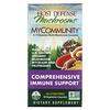Fungi Perfecti, Mushrooms, MyCommunity, Comprehensive Immune Support, 30 Vegetarian Capsules