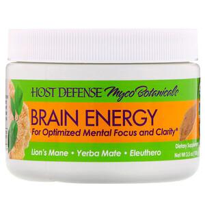 Фунги Перфекти, Myco Botanicals, Brain Energy, 3.5 oz (100 g) отзывы