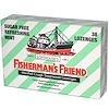 Fisherman's Friend, Sugar Free Menthol Cough Suppressant Lozenges, Refreshing Mint Flavor, 38 Lozenges (Discontinued Item)