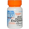 Special, Doctor's Best, Best Digestive Enzymes All Vegetarian, 10 Veggie Caps (Discontinued Item)