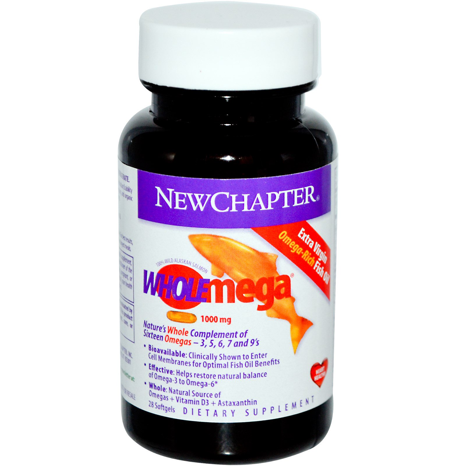 Special new chapter wholemega extra virgin omega rich for New chapter wholemega fish oil