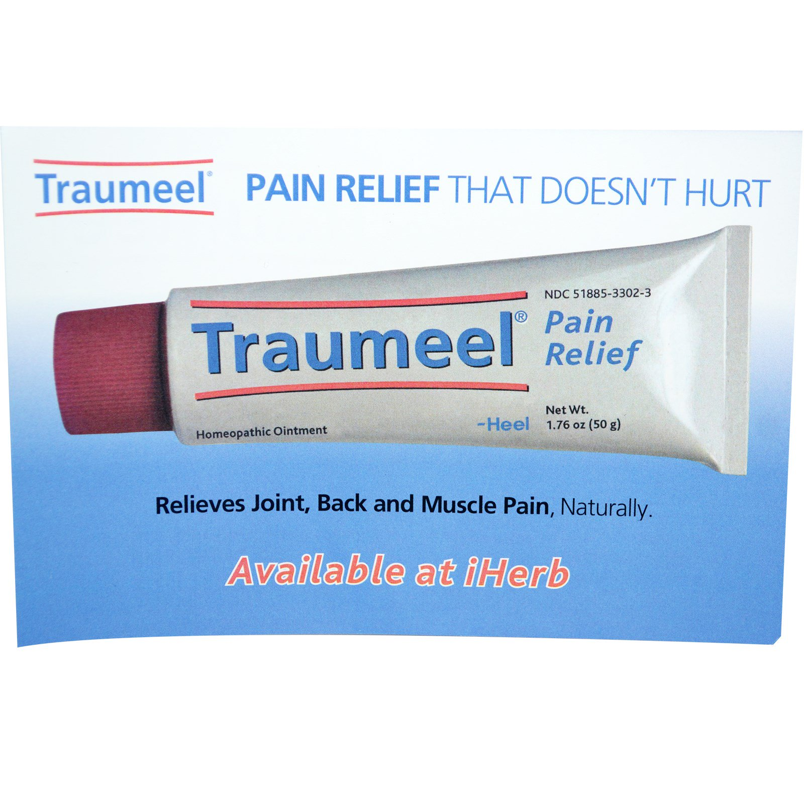 The drug Traumeel (ointment) - an effective homeopathic remedy 24