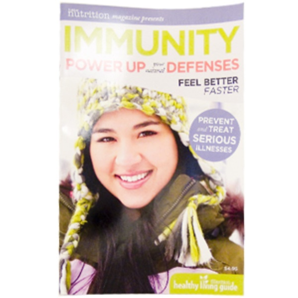 Special, Immunity Power Up Your Natural Defenses, 32 Pages (Discontinued Item)