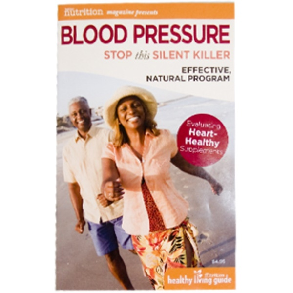 Special, Blood Pressure Stop this Silent Killer, 32 Pages (Discontinued Item)