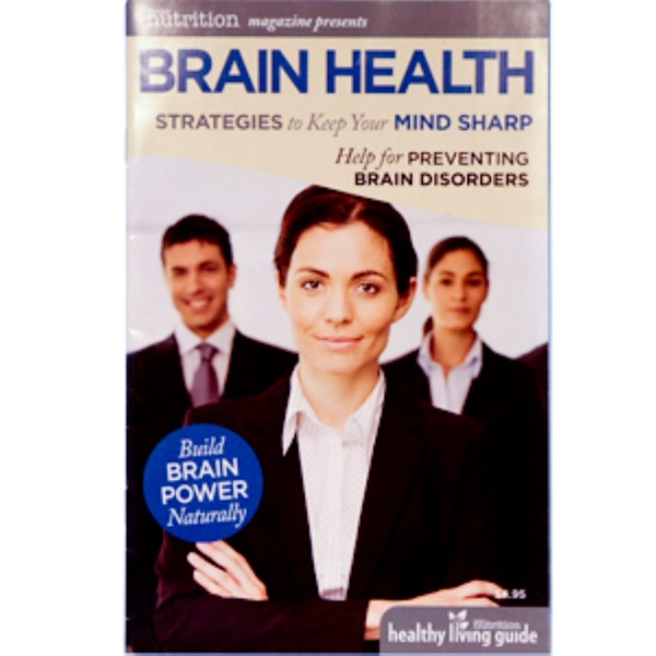 Special, Brain Health, Strategies to Keep Your Mind Sharp, 32 Page Paperback Booklet (Discontinued Item)