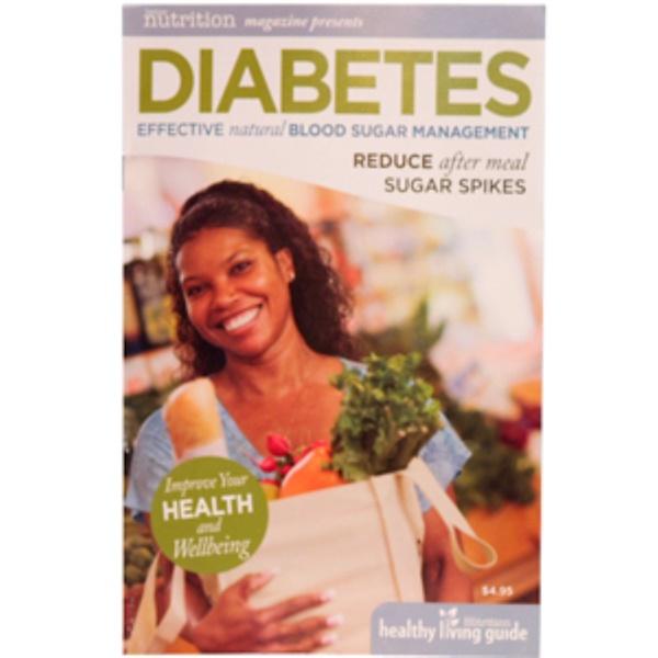 Special, Диабет, Эффективный и естественный контроль над уровнем сахара в крови  (Discontinued Item)