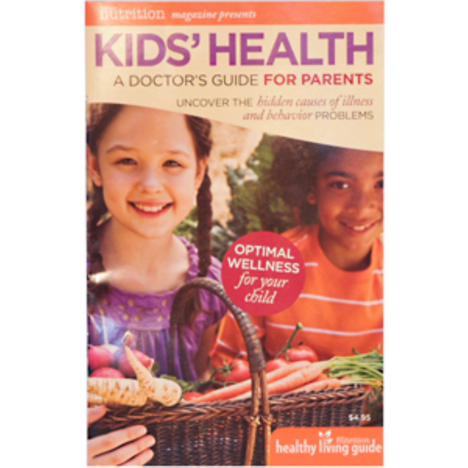 special kids health a doctor s guide for parents 32 page rh iherb com Theatre Guide Magazine Gun Guide Magazine