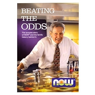 Special, Now Foods, книга Дэна Ричарда «Beating the Odds, мягкая обложка, 131 страница