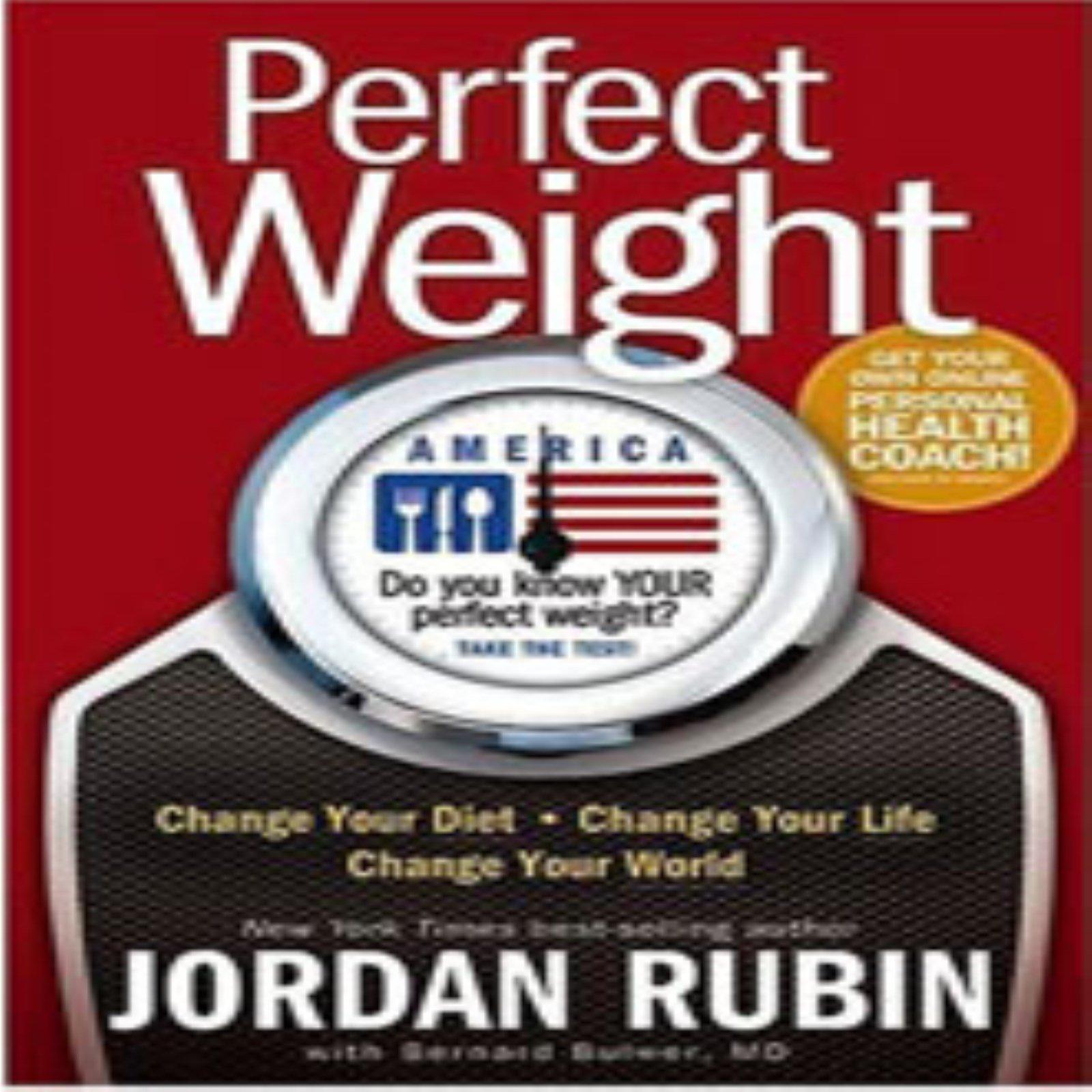 Special, Book, Garden Of Life, Perfect Weight America, Book By Jordan Rubin