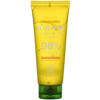 FromNature, Aloe Vera, 98%, Soothing Gel, 150 g